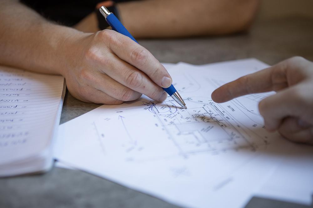 Suunnittelu ja tutkimukset